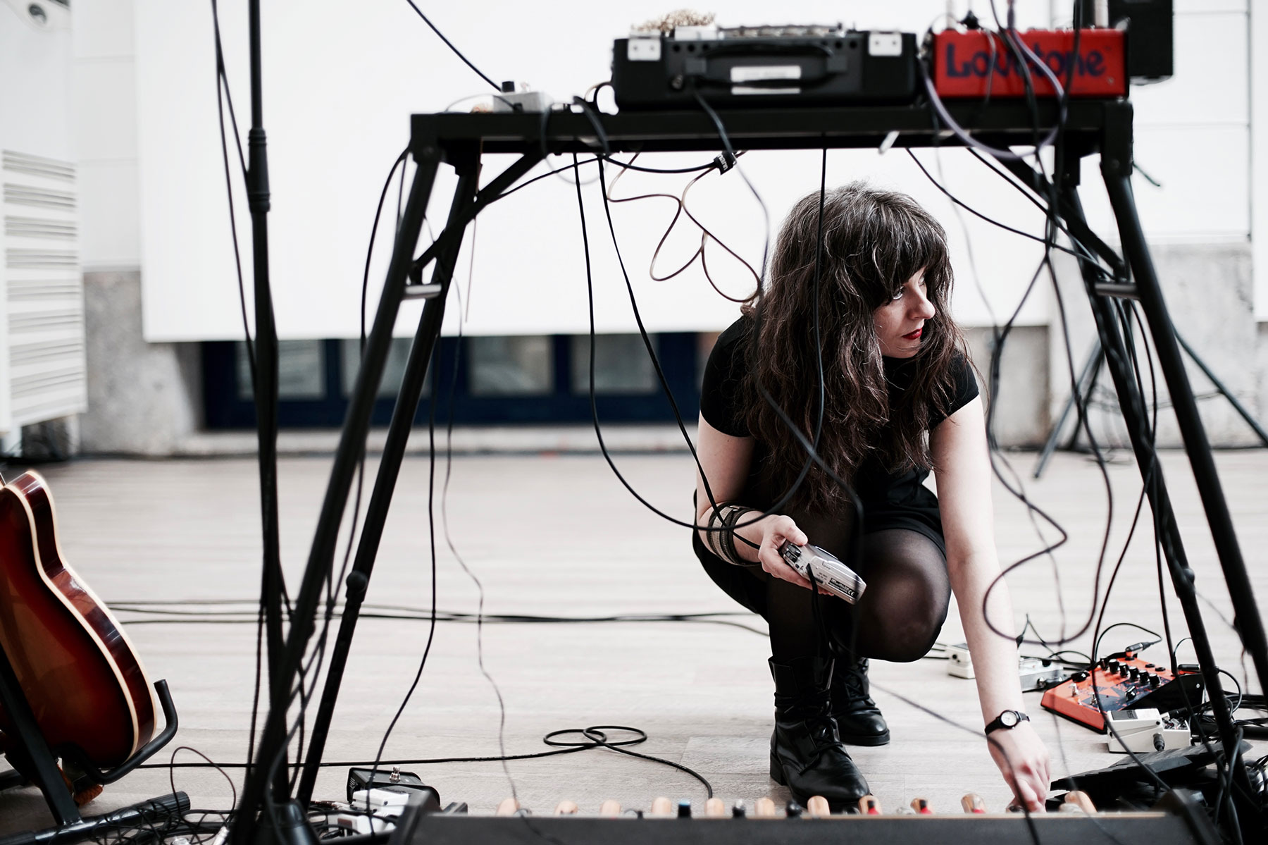 Ainara LeGardon, by Rafa Rodrigo