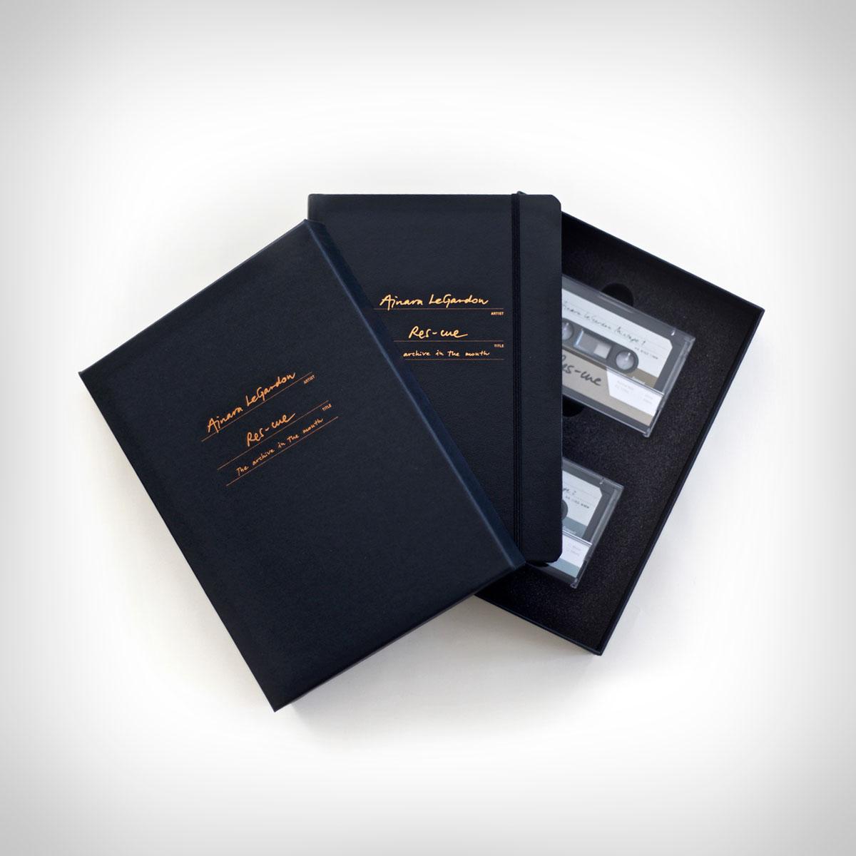 Ainara LeGardon, The Archive In The Mouth
