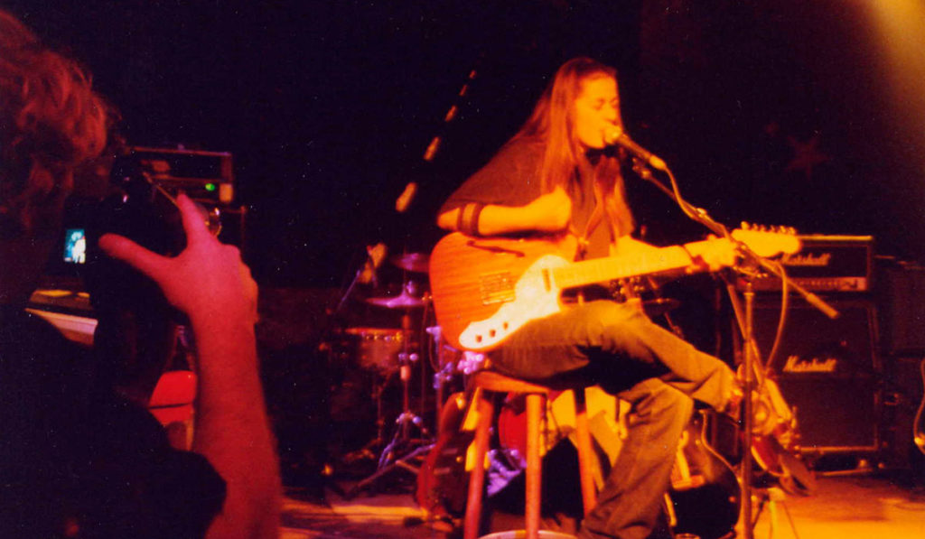 Ainara y John Parker